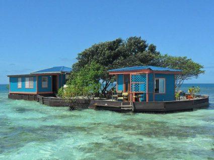 Com 350€ por noite esta ilha de sonho pode ser sua
