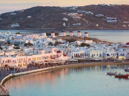 Sabe qual é a ilha grega preferida das celebridades?