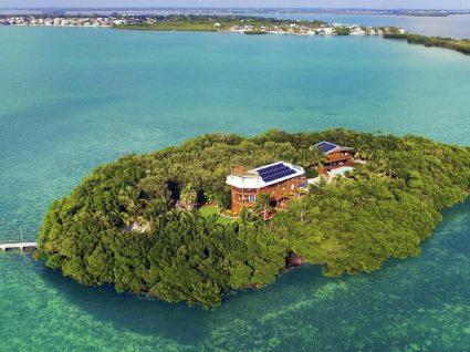 Tem 6 milhões para gastar? Esta Ilha na Florida pode ser sua