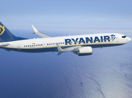 Ryanair vai voar para a ilha Terceira