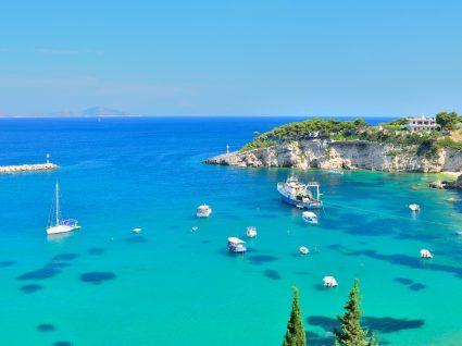 As 15 melhores ilhas gregas para ir de férias em grande estilo