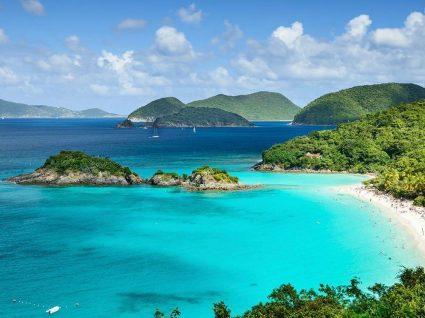 Quer visitar as Ilhas Virgens americanas e receber dinheiro por isso?