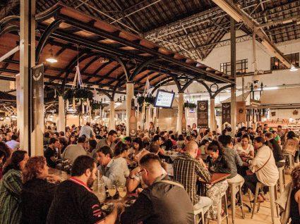 Em abril, o Mercado de Campo de Ourique está a mil