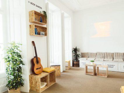 Impact House: abriu portas em Lisboa o hostel mais sustentável de Portugal