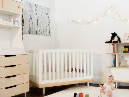 Os 6 indispensáveis num quarto de bebé