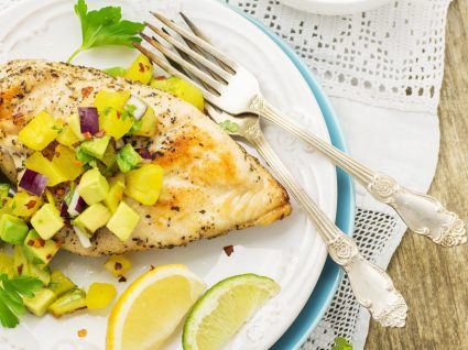 Ingredientes da semana: abacaxi e frango