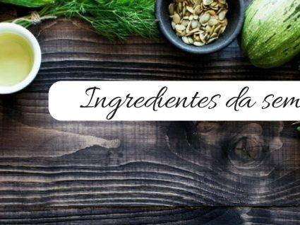 Ingredientes da semana: couve de Bruxelas e tangerina