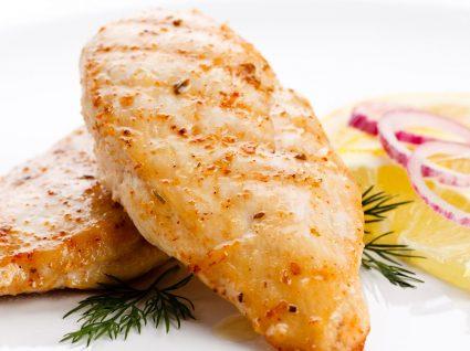 Ingredientes da semana: frango e grão