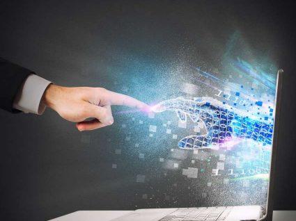 Inteligência artificial marcou Web Summit