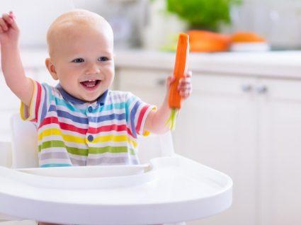 Introdução de sólidos na alimentação dos bebés