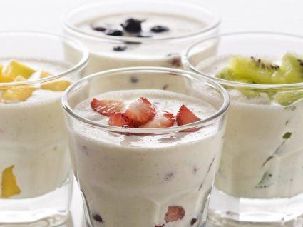 Receita de iogurte natural caseiro