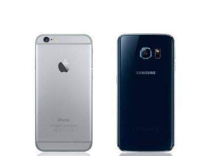 iPhone 6S ou Galaxy S6?