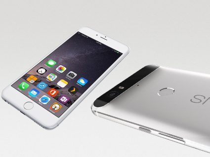 iPhone 6S vs Nexus 6P