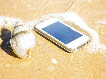 iPhone à prova de água?