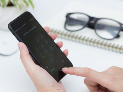 Como desbloquear o iPhone sem premir o botão principal