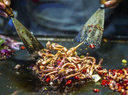 As 11 cidades com a melhor comida de rua