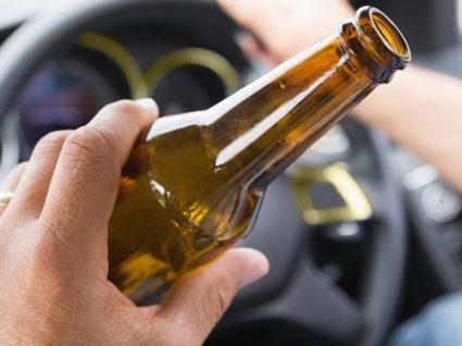 Conduzir sob a influência do álcool: multas e pontos perdidos
