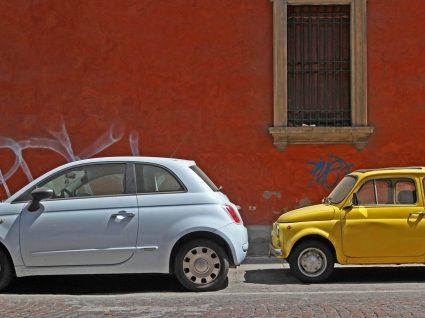 A evolução de modelos históricos para os dias de hoje: 10 carros icónicos