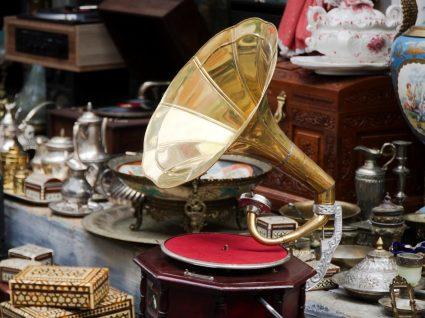 5 objetos vintage com valor de mercado
