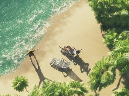 Conheça o resort plus size que faz sucesso nas Bahamas