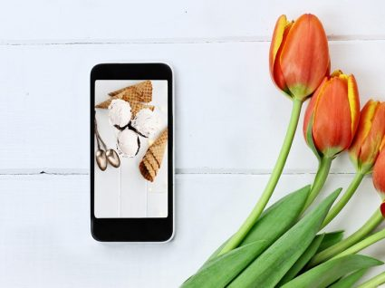 Wallpapers de primavera: 10 para o PC e para o telemóvel
