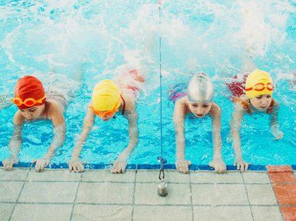 Aprender a nadar: 4 passos infalíveis
