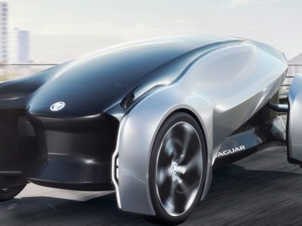 Jaguar Future-Type: o carro do ano 2040