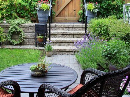 Para jardins pequenos, 10 grandes ideias