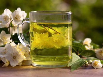 Chá de jasmim: o antioxidante que ajuda no combate ao cancro