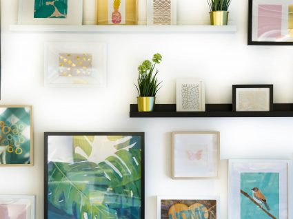 8 ideias de pôsteres para dar um refresh na decoração