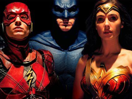 Filme da semana: Justice League