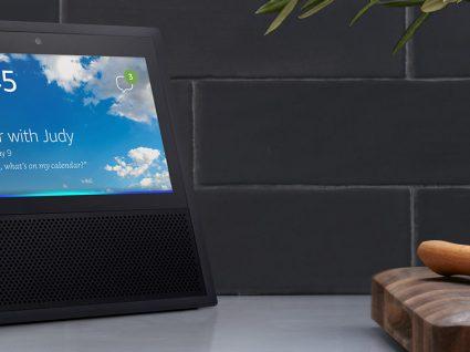 Novo Amazon Echo tem um ecrã tátil e faz videochamadas