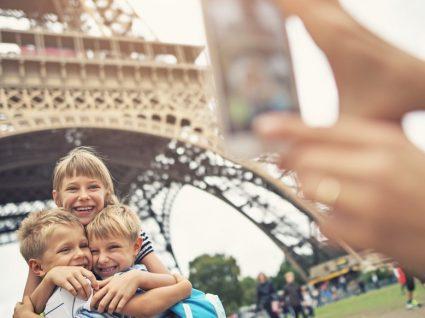 Roteiro de Paris para famílias