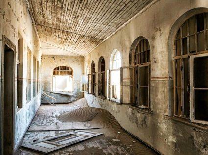 5 resorts abandonados verdadeiramente assustadores