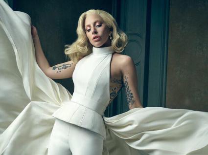 Lady Gaga prova (mais uma vez) que não é como nós