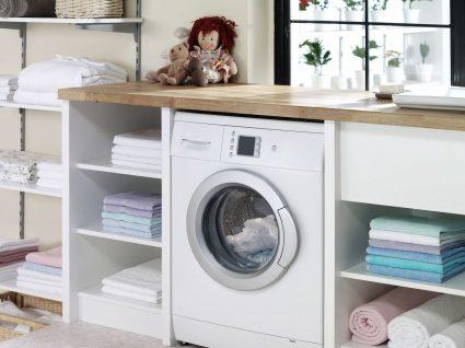 Como organizar a lavandaria em casa em 10 passos