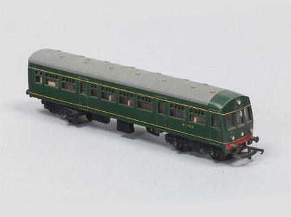 P55: Participe no leilão online de comboios em miniatura