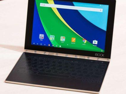 Lenovo Yoga Book: um tablet revolucionário