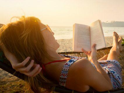 7 motivos saudáveis para ler um livro