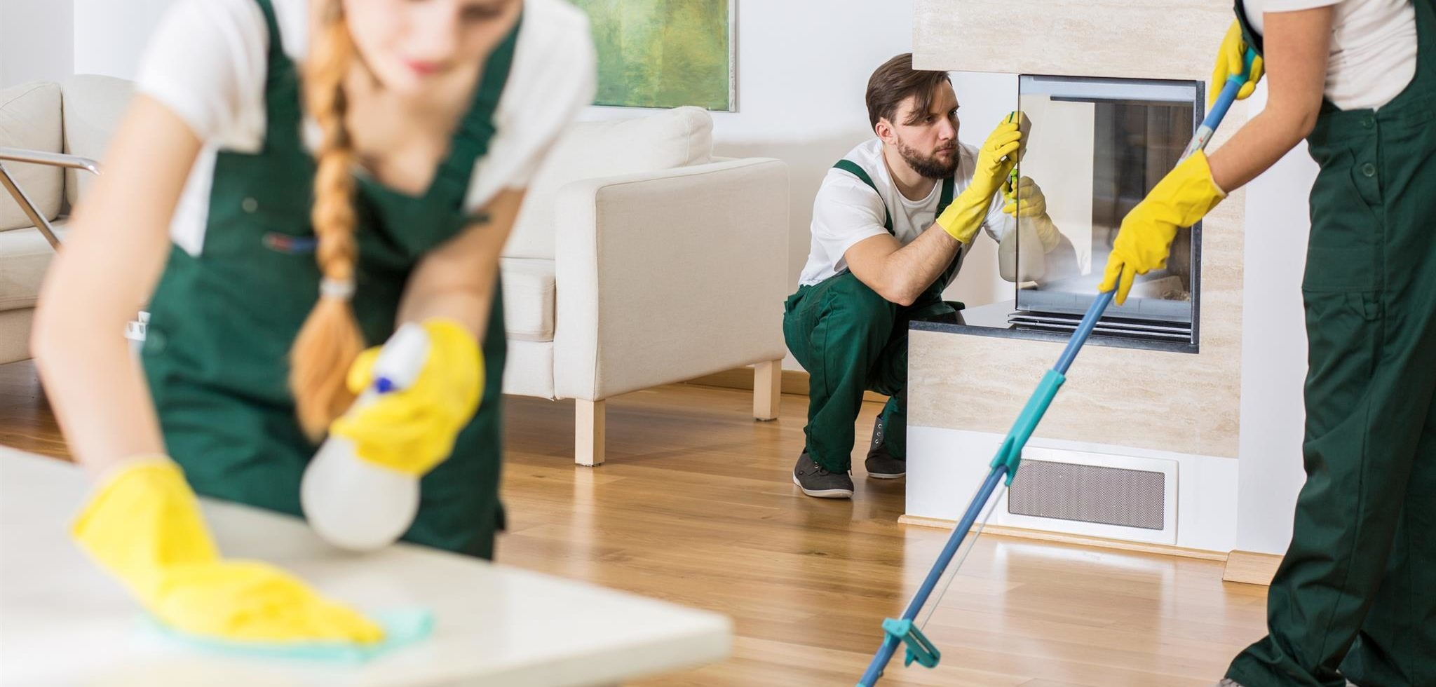 As 6 melhores empresas de limpeza doméstica em Lisboa
