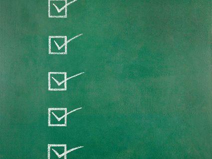 8 listas a fazer para ser bem sucedido
