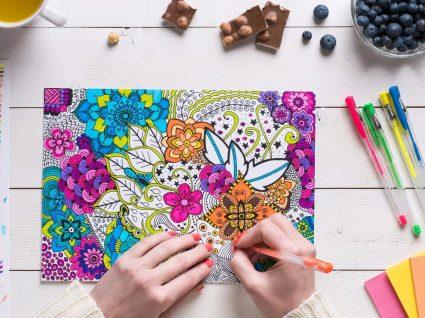 7 livros para colorir que vai querer comprar hoje