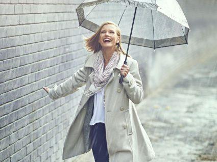 Sugestões da semana La Redoute: look para dias de chuva
