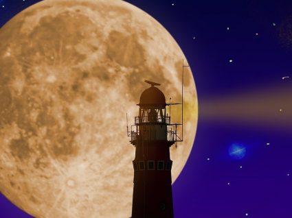 Em janeiro há Super Lua