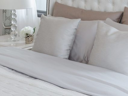 4 razões para utilizar roupa de cama em algodão orgânico