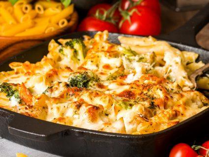Macarrão com bacalhau desfiado: uma receita deliciosa