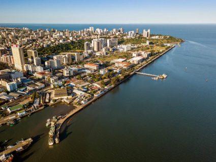 Panorâmica de Maputo