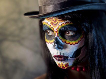 Maquilhagem de Halloween: o melhor do Pinterest