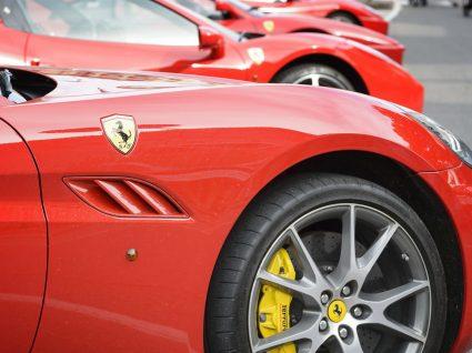 Os 10 Ferrari mais baratos do mundo