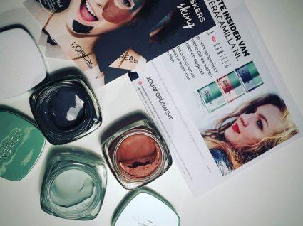 Conheça as novas máscaras Argila Pura da L'Oréal Paris